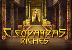 Cleopatras Riches Pokie Logo