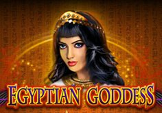 Egyptian Goddess Pokie Logo