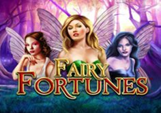 Fairy Fortunes Pokie Logo