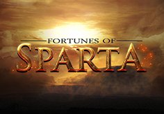 Fortunes Of Sparta Pokie Logo