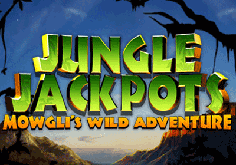 Jungle Jackpots Pokie Logo