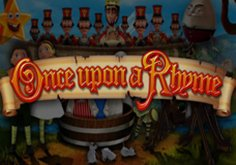 Once Upon A Rhyme Pokie Logo