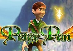 Peter Pan Pokie Logo
