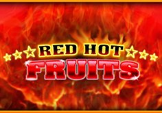 Red Hot Fruits Pokie Logo