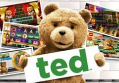 Ted Pokie Logo