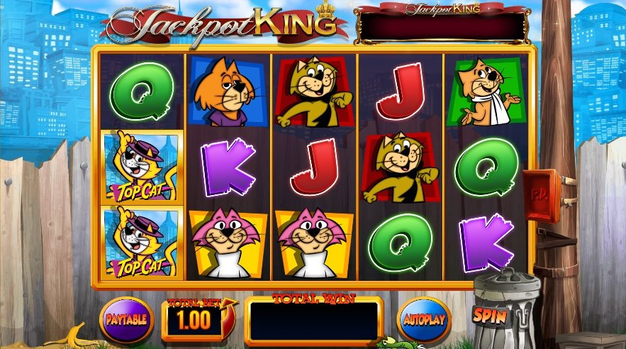 Top Cat Pokie