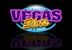 Vegas Slots Pay It Again Slot Pokie Logo