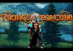 Vikings Of Fortune Pokie Logo