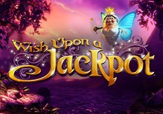 Wish Upon A Jackpot Pokie Logo