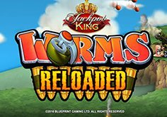 Worms Reloaded Pokie Logo