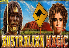 Australian Magic Pokie Logo