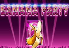 Banana Party Pokie Logo