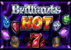 Brilliants Hot Pokie Logo