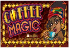 Coffee Magic Pokie Logo