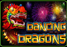 Dancing Dragons Pokie Logo