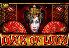 Duck Of Luck Pokie Logo