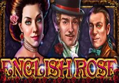 English Rose Pokie Logo
