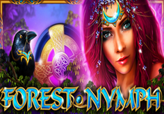 Forest Nymph Pokie Logo