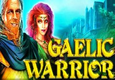 Gaelic Warrior Pokie Logo