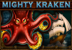 Mighty Kraken Pokie Logo