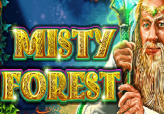 Misty Forest Pokie Logo