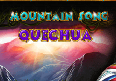 Mountain Song Quechua Pokie Logo