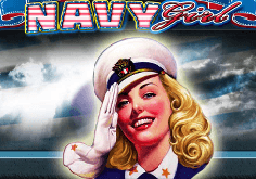 Navy Girl Pokie Logo