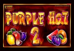 Purple Hot 2 Pokie Logo