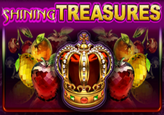 Shining Treasures Pokie Logo