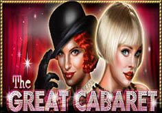 The Great Cabaret Pokie Logo