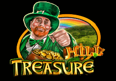 Treasure Hill Pokie Logo