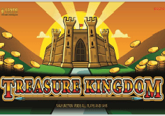 Treasure Kingdom Pokie Logo