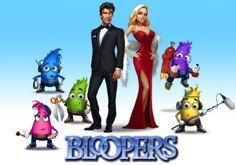Bloopers Pokie Logo