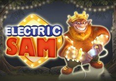 Electric Sam Pokie Logo