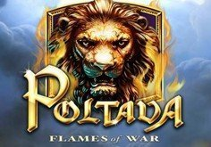 Poltava 8211 Flames Of War Pokie Logo