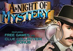 A Night Of Mystery Pokie Logo