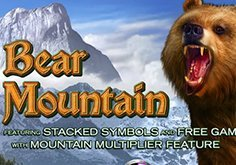 Bear Mountain Pokie Logo