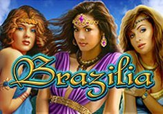Brazilia Pokie Logo