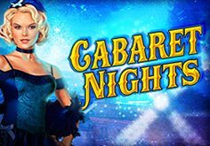Cabaret Nights Pokie Logo