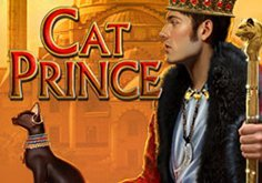 Cat Prince Pokie Logo