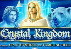 Crystal Kingdom Pokie Logo