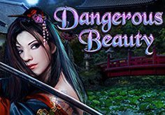 Dangerous Beauty Pokie Logo