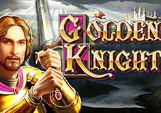 Golden Knight Pokie Logo