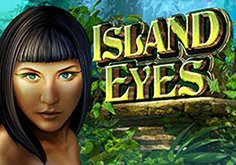 Island Eyes Pokie Logo