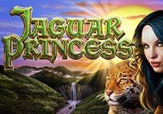 Jaguar Princess Pokie Logo