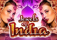 Jewels Of India Pokie Logo