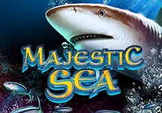Majestic Sea Pokie Logo