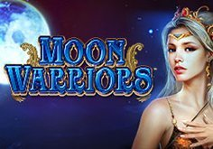 Moon Warriors Pokie Logo