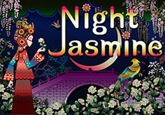 Night Jasmine Pokie Logo