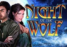 Night Of The Wolf Pokie Logo